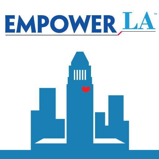 North Hills East page on EmpowerLA Site
