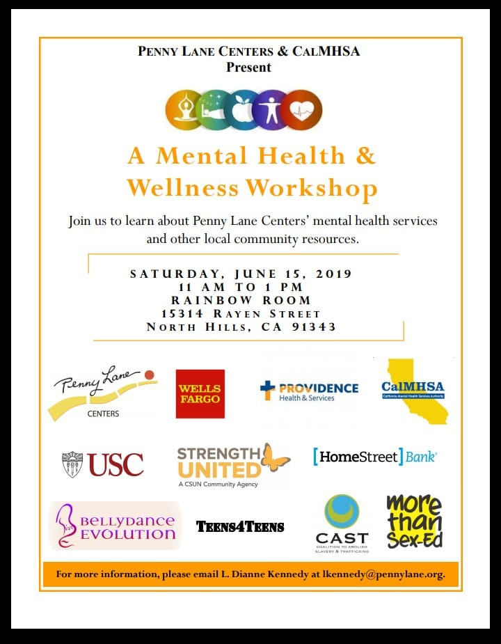 Mental Health & Wellness Workshop