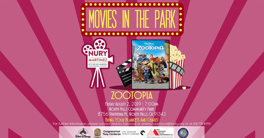 Movies in the Park- North Hills Community Park