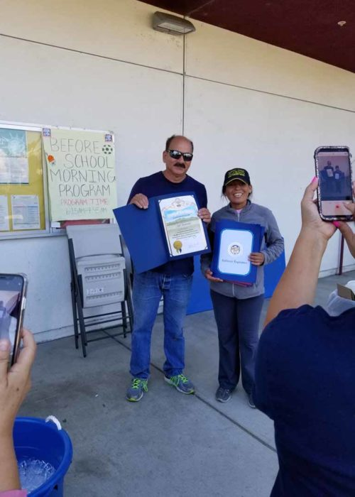 October 5, 2019 Clean Up Awards