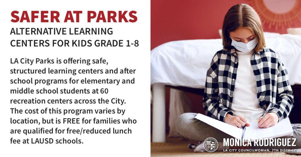 safer at parks