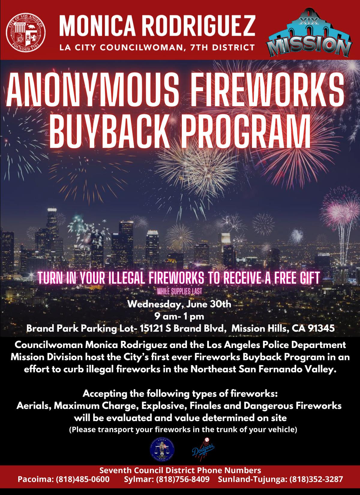 fireworks buy back