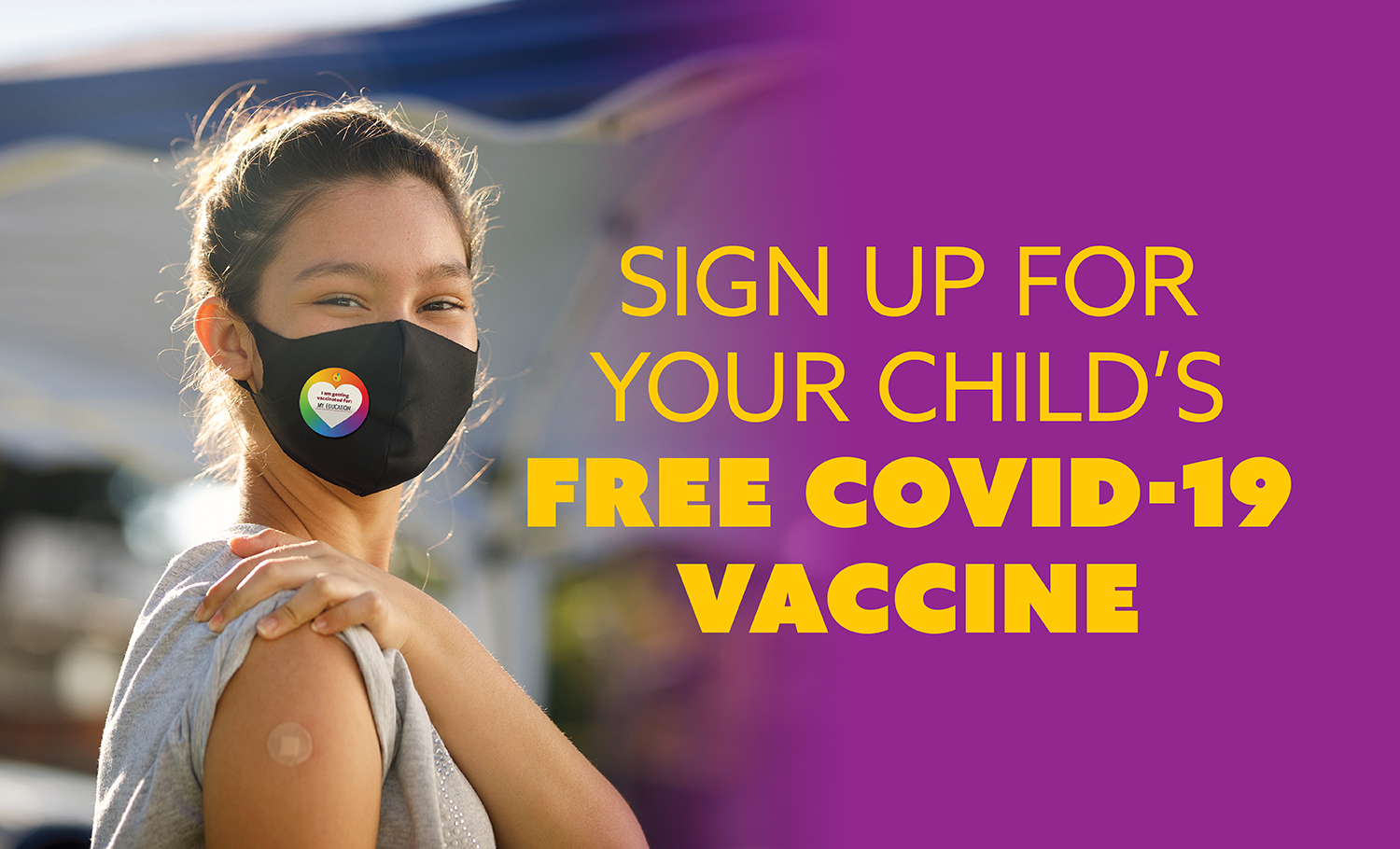 sign up for vaccine